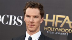 Benedict Cumberbatch na Hollywood Film Awards (Los Angeles, 14,. listopadu 2014)