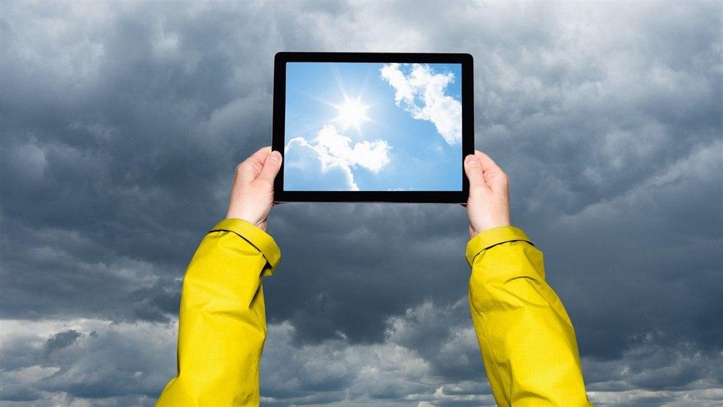 Aplikace ukáže předpověď počasí. Jiná pomůže se zabezpečením telefonu