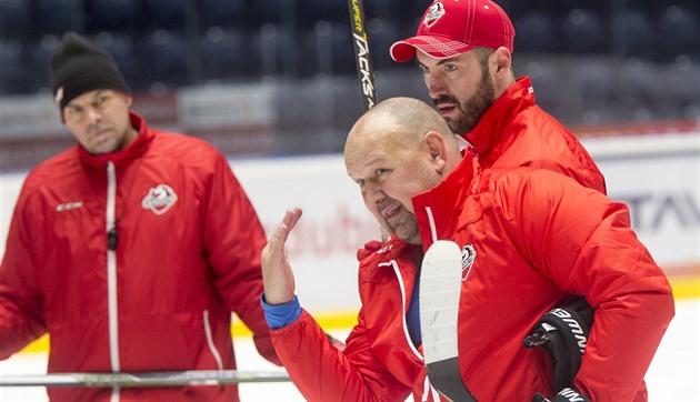 Chomutov se ridică, subliniază antrenorul Lubinei Pardubice