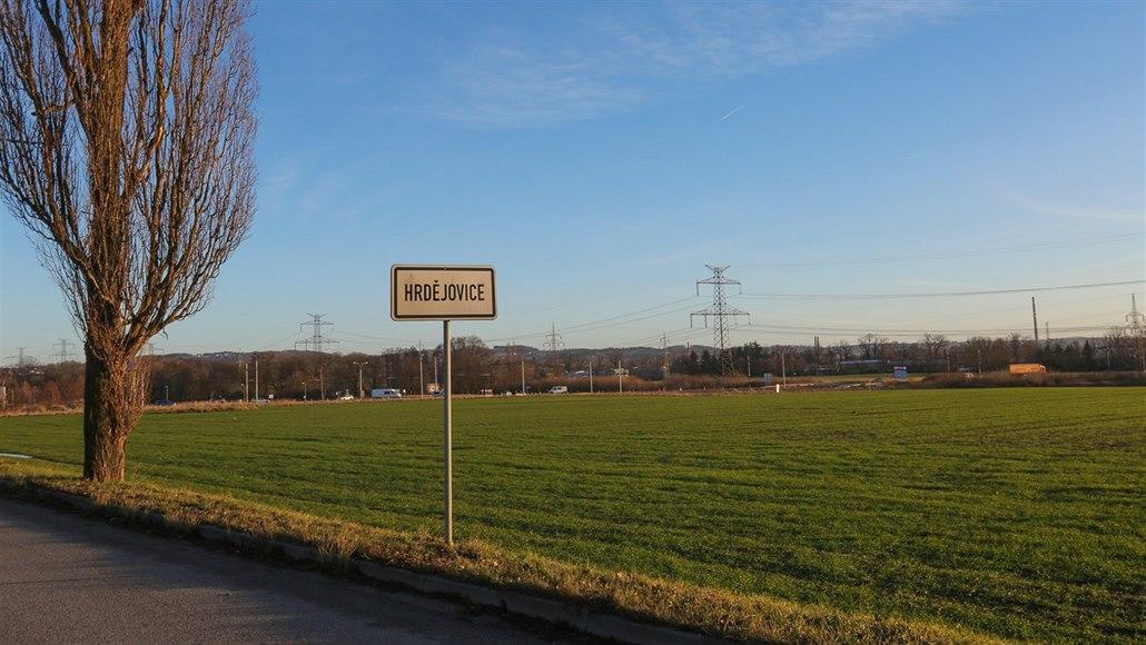 Voln msta v lokalit Hrdjovice (i s platy) | sacicrm.info
