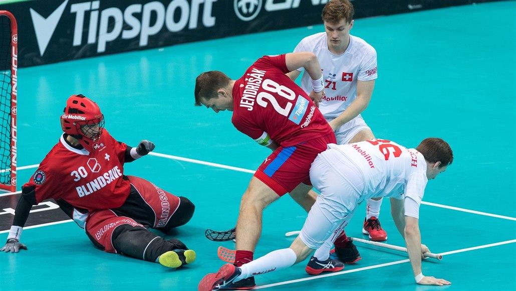 ONLINE: Florbalisté hrají proti Dánsku o semifinále na domácím MS