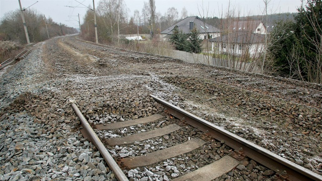 Opuštěné koleje z Plzně do Chrástu chce kraj využít pro šlapací drezínu