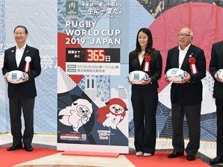Mistrovství světa v ragby 2019 se uskuteční v Japonsku.