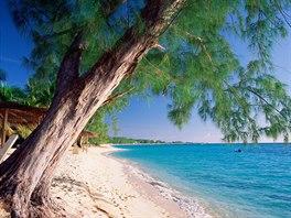 Pláž Seven Mile Beach, Kajmanské ostrovy