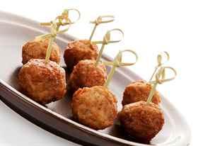Silvestrovské jednohubky a novoroční jídelní tradice
