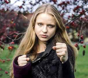 Kvůli šikaně jsem začala boxovat, říká šampionka Martina Ptáčková