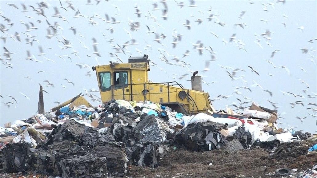 Legislativa o odpadech nahrává spalovnám. Skládkaři nechtějí přijít o byznys