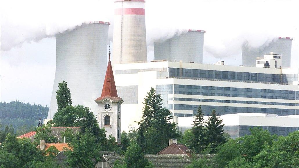 Hejtman Netolický: Ať o výjimce pro chvaletickou elektrárnu rozhodne jiný úřad
