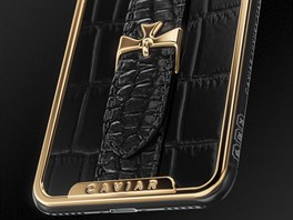 Caviar iPhone XS/XS Max Swiss Dreams