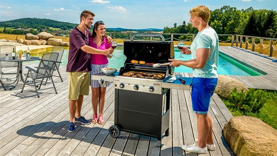 Gril Char-Broil Performance 330B