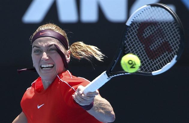 Kvitova a trecut un test dificil la Sydney. La început a învins-o pe Sabalenko