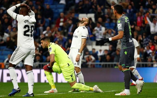 Real Madrid trebuie să recunoască: Avem tramvaie regale
