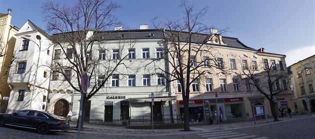 Budoucí architekti prověří třicítku historických domů v centru Jihlavy