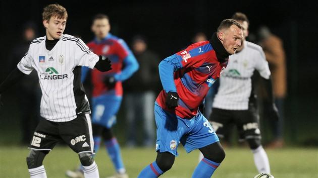 Jablonec în liga de iarnă a legat cu Pardubice, lovitură de Pilsen