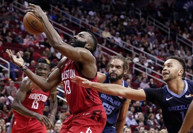 Harden sparge recordurile de filmare din NBA, chemând Jordan cu Bryant