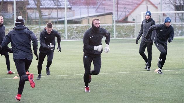 Fotbaliștii de la Zlín au început fără întăriri, Slovácko zboară în Turcia