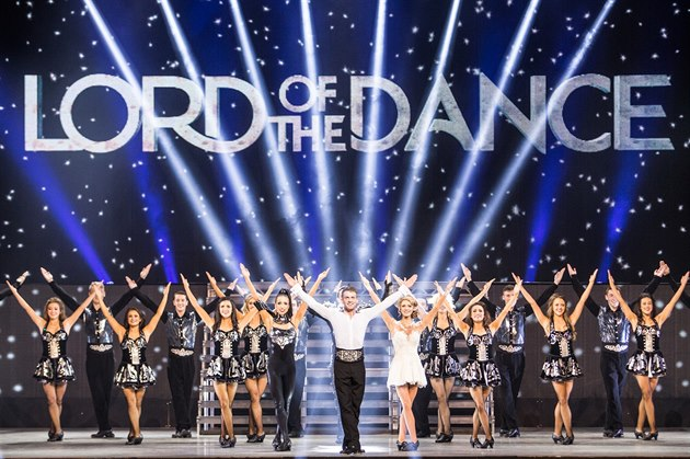 Michael Flatley's Lord of the dance Dangerous games Tour 2019