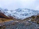 Výšlap k úpatí ledovce Glaciar Martial patří mezi oblíbené půldenní výlety v...