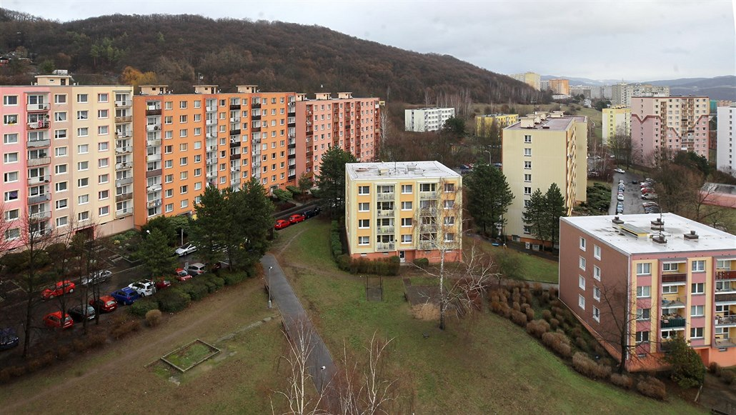 Ústí chce začít vykupovat byty, žili by v nich senioři nebo samoživitelky