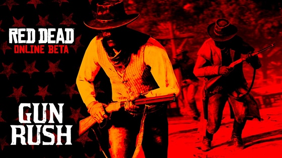 Red Dead Online - Gun Rush