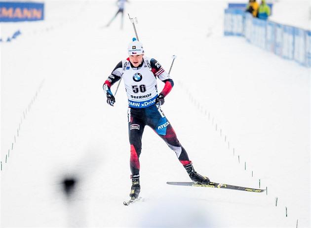 King a învins. Sprint în Oberhof a fost dominat de Loginov, Moravec al treisprezecelea