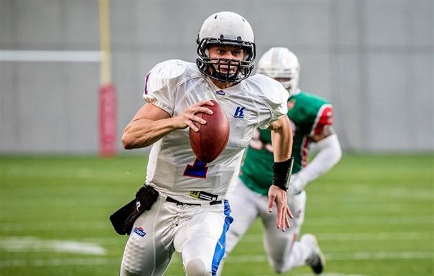 Debut reprezentačního quarterbacka se blíží. Blades se těší na svého lídra