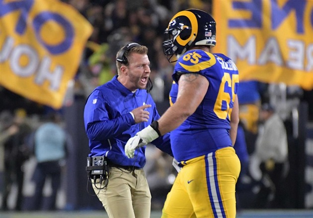 Fii ca McVay. Genialul antrenor a cucerit Los Angeles-ul și întreaga NFL