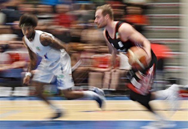 Potrivit cadrului, Hradec nu este un nou venit, sună jucătorii de baschet Svitavy
