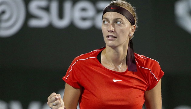 Kvitova va juca finala la Sydney, învingându-l clar pe Sasnovic