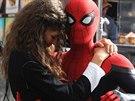 Z filmu Spider-Man: Daleko od domova