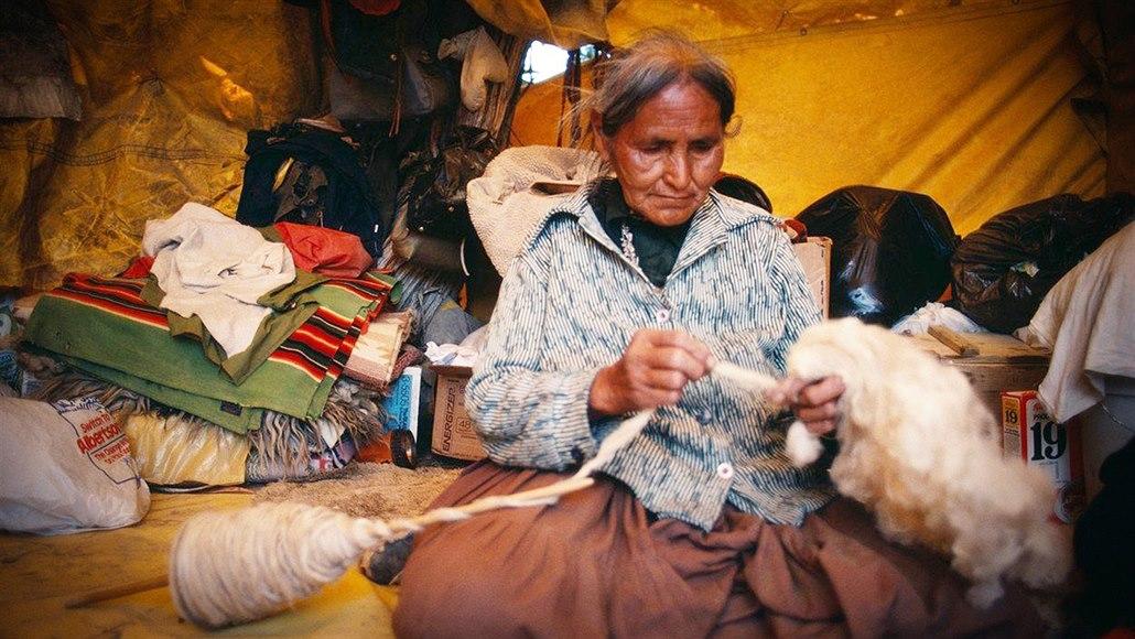 Americká žena z roku indián