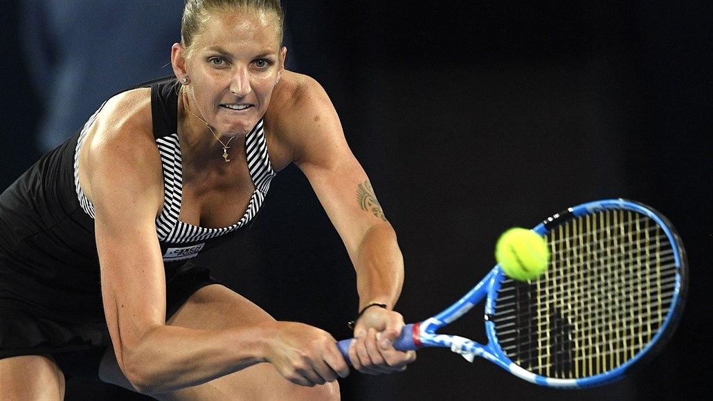 V Melbourne se bojuje o čtvrtfinále Australian Open, nastoupí Plíšková