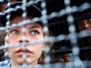 Thajské úřady deportovaly běloruskou prostitutku Anastasiji Vašukevičovou,...