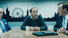 K. Benedict Cumberbatch as Dominic Cummings in a scene from the ©HBO new TV...