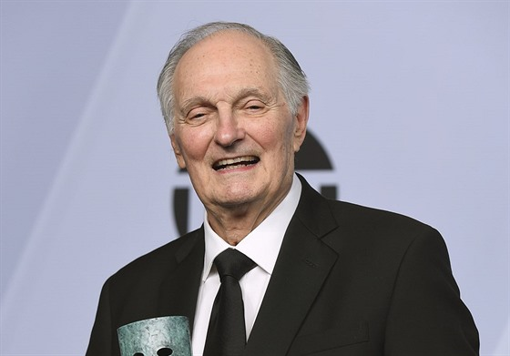 Alan Alda (Los Angeles, 27. ledna 2019).