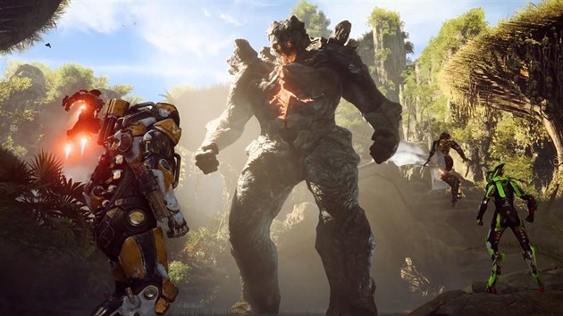 Anthem - gameplay trailer