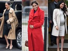 fc69884fbe73 OBRAZEM  Elegantní a inspirativní těhotenská móda vévodkyně Meghan ...