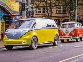 Volkswagen also has its car batteries: Volkswagen I.D. Buzz