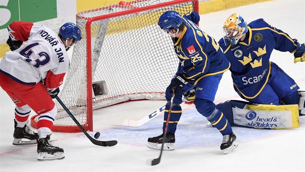POHLED: Hokejisté nebyli ve Švédsku jen do počtu. Co turnaj ukázal?