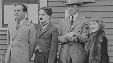Chaplin, Pickfordová, Fairbanks a Griffith založili United Artists