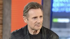 Liam Neeson v pořadu Good Morning America (New York, 5. února 2019)