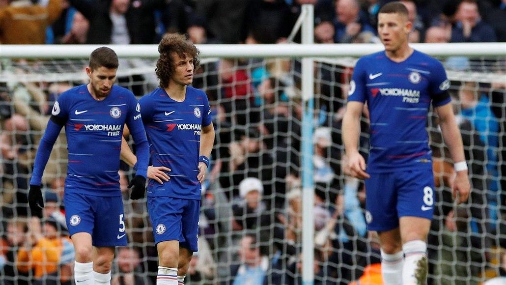 Demolice Chelsea: Guardiola se rozplýval, Sarri je v problémech