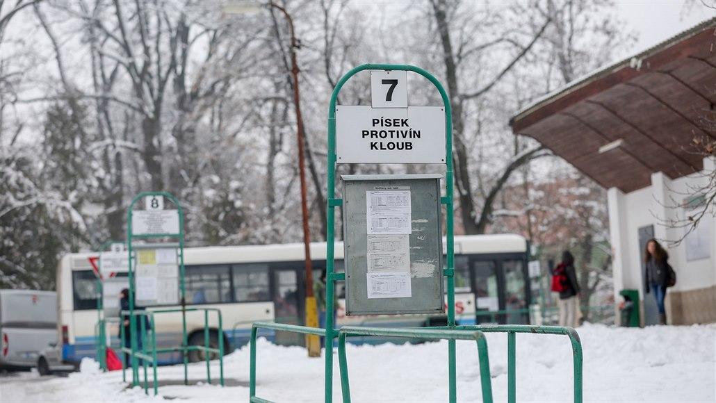 Vodňanští plánují, že koupí nevyhovující autobusové nádraží a vylepší ho