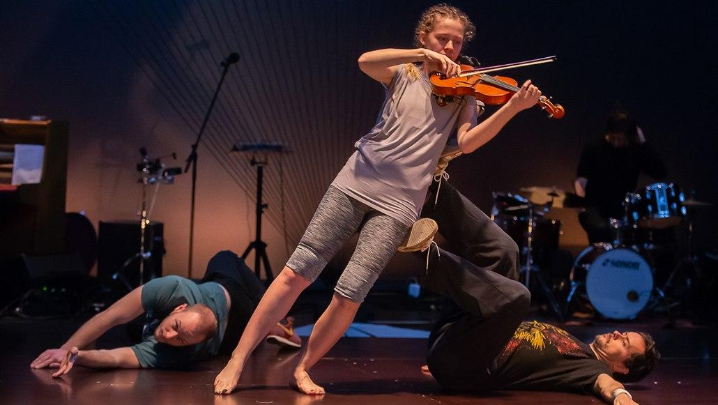 Cirk La Putyka míří se svým hudebním představením do Brna
