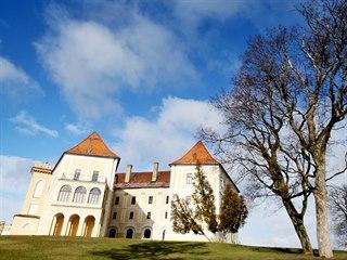 Letovický zámek v roce 2008 získal cenu Nejlépe opravená kulturní památka v...