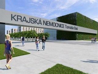 Takto má vypadat nová krajská nemocnice, která může vzniknout ve...