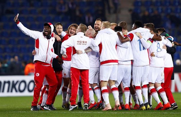 Los Evropské Ligy 2019: Los Osmifinále Evropské Ligy: Slavia Vyzve Sevillu