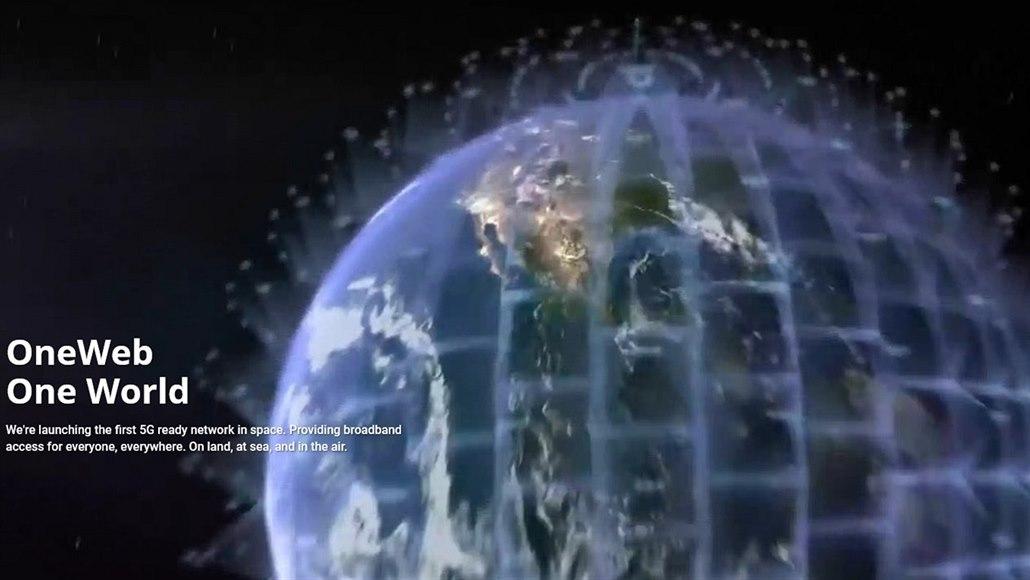 Týden po odletu 34 satelitů pro vesmírný internet čelí OneWeb bankrotu