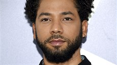 Jussie Smollett (New York, 14. května 2018)