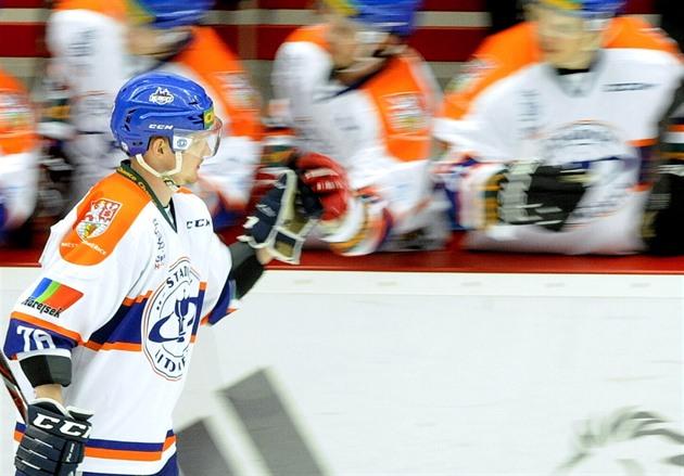 První liga: Litoměřice po čtyřech prohrách uspěly na ledě vedoucí Poruby